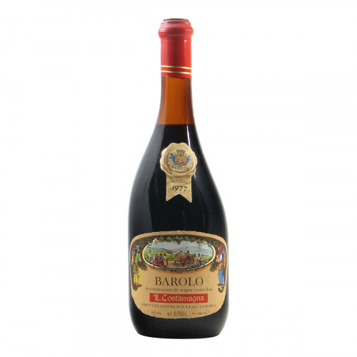 Costamagna Barolo 1977 Grandi Bottiglie