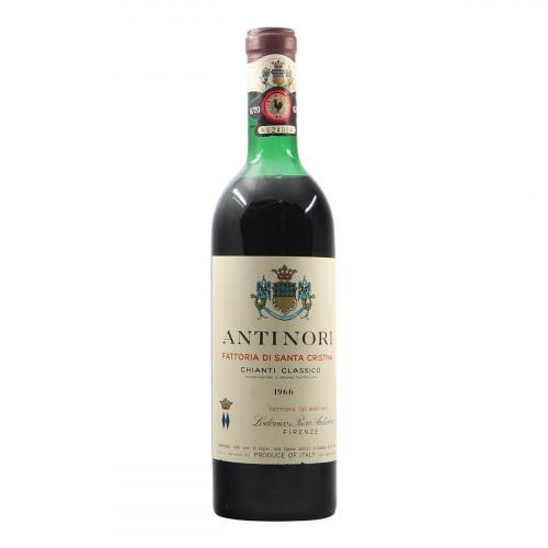 Antinori Chianti Classico Fattoria di Santa Cristina 1966 Grandi Bottiglie