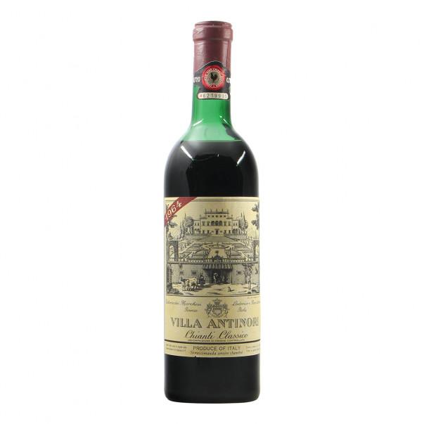 Antinori Chianti Classico Villa Antinori 1964 Grandi Bottiglie