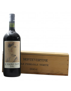 Montevertine Le Pergole Torte Magnum 2004 Grandi Bottiglie