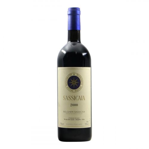 Tenuta San Guido Sassicaia 2000 Grandi Bottiglie