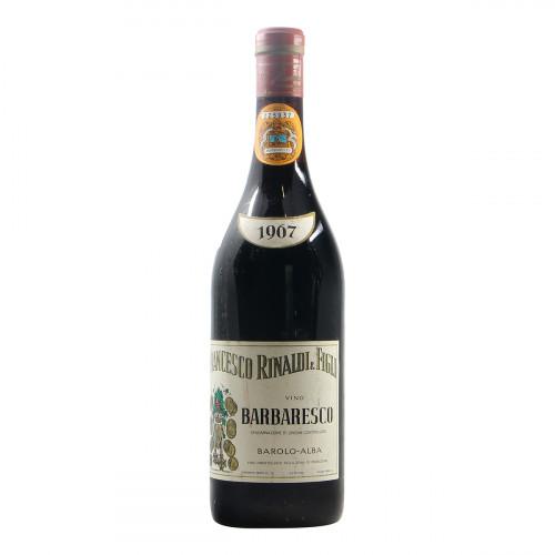 Rinaldi Francesco Barbaresco 1967 Grandi Bottiglie