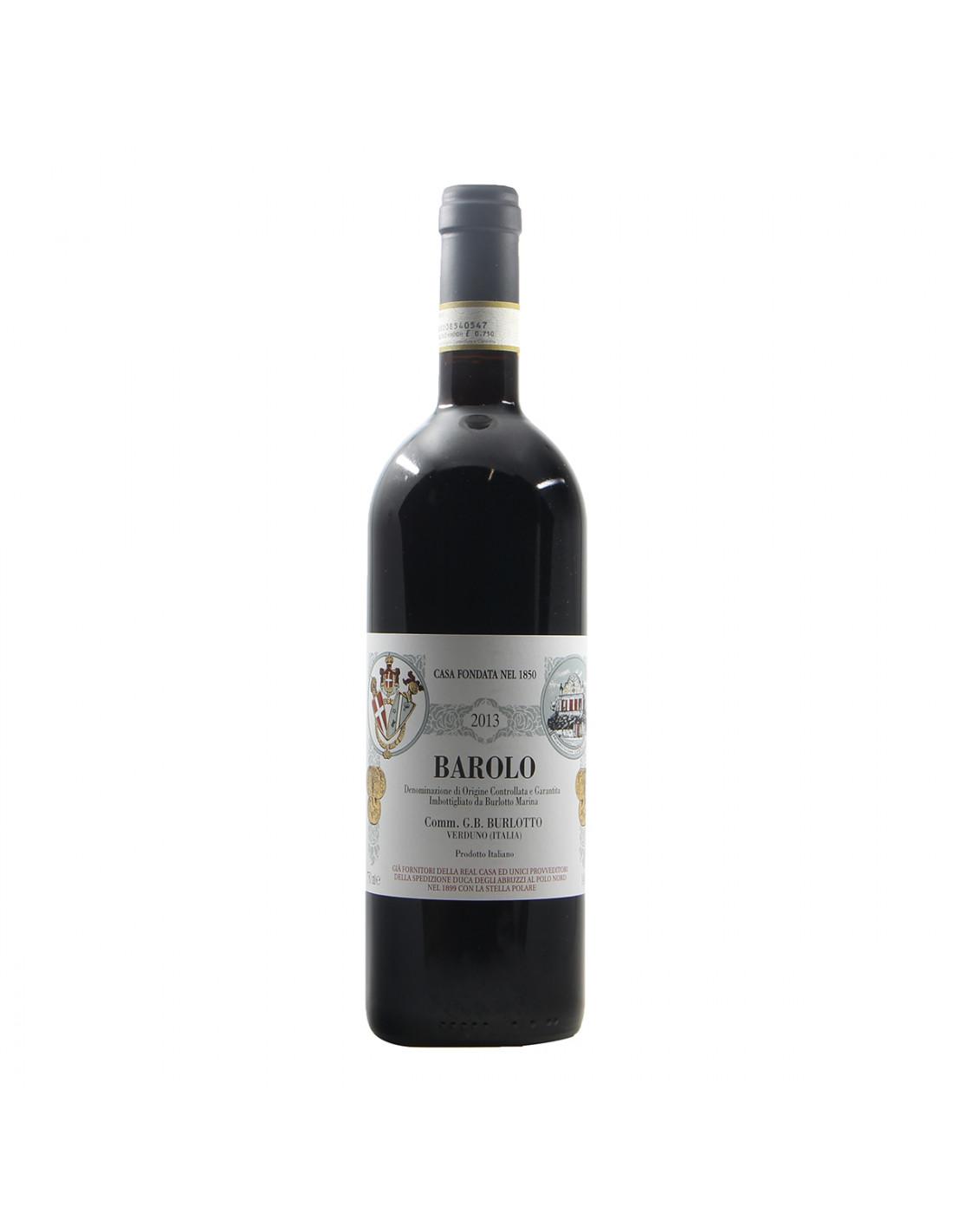 Burlotto Barolo 2013 Grandi Bottiglie