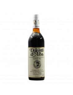 Villadoria Dolcetto d Alba Superiore 1974 Grandi Bottiglie