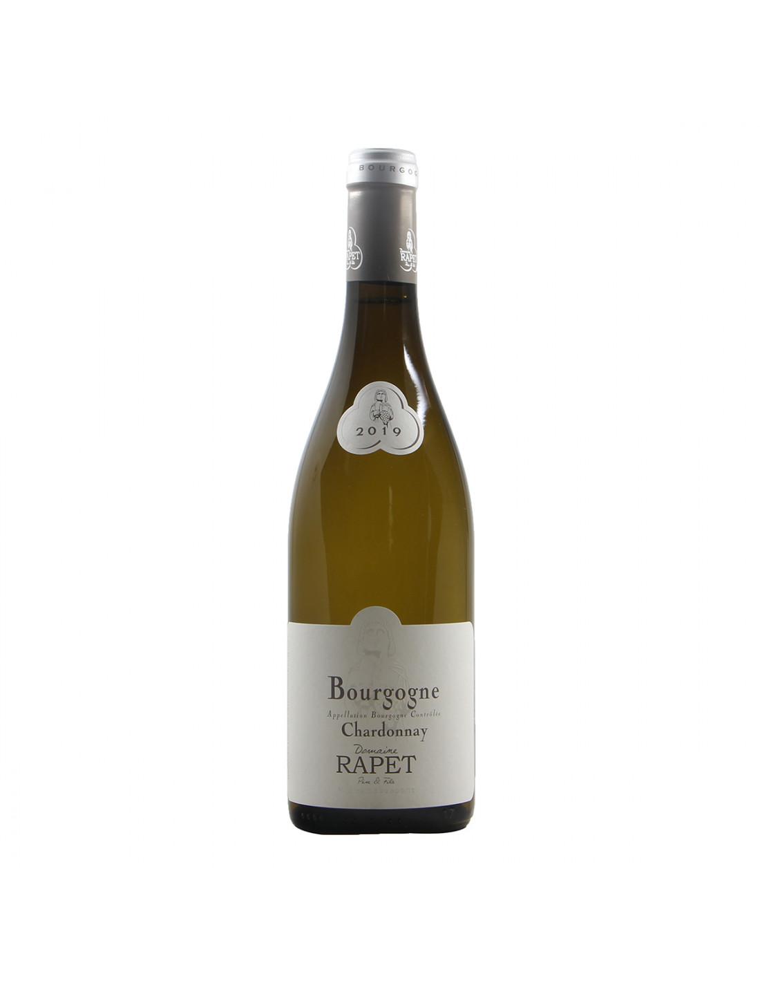 Domaine Rapet Bourgogne Chardonnay 2019 Grandi Bottiglie