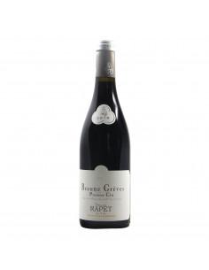 Domaine Rapet Beaune Greves Premier Cru 2019 Grandi Bottiglie