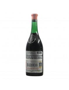 Fontanafredda BArolo 1961 Grandi Bottiglie