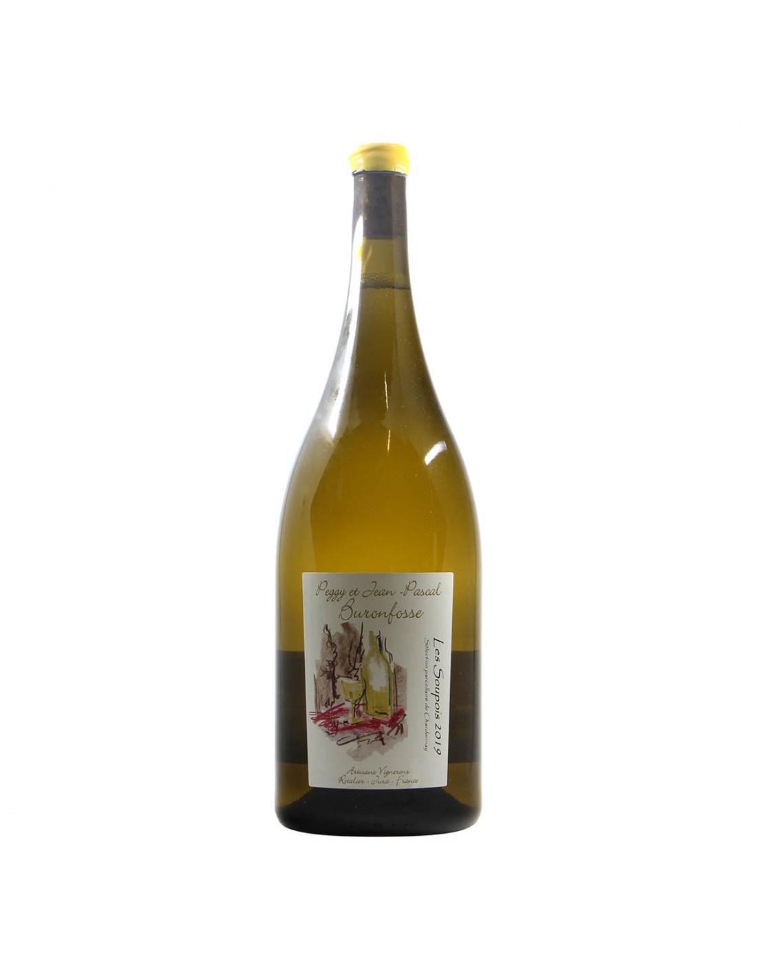 Domaine Buronfosse Les Soupois Chardonnay Magnum 2019 Grandi Bottiglie