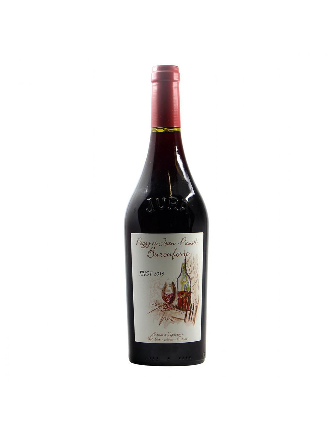 Domaine Buronfosse Pinot 2019 Grandi Bottiglie