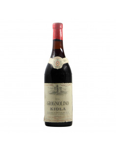 Kiola Grignolino 1973 Grandi Bottiglie
