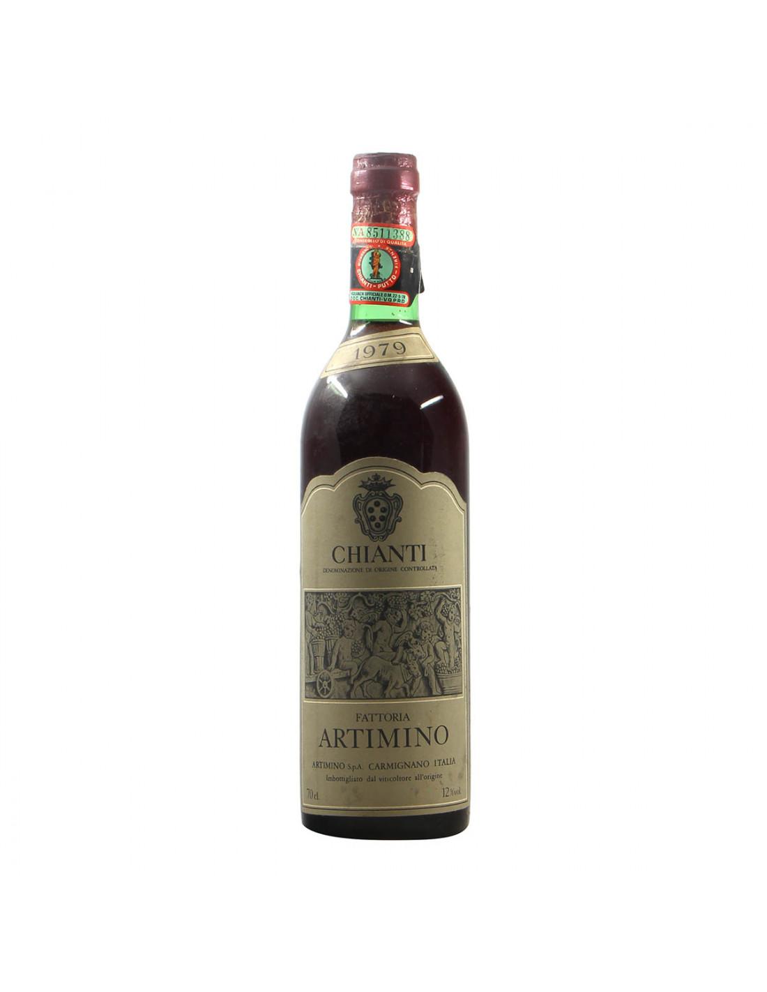 Fattoria Artimino Chianti 1979 Grandi Bottiglie