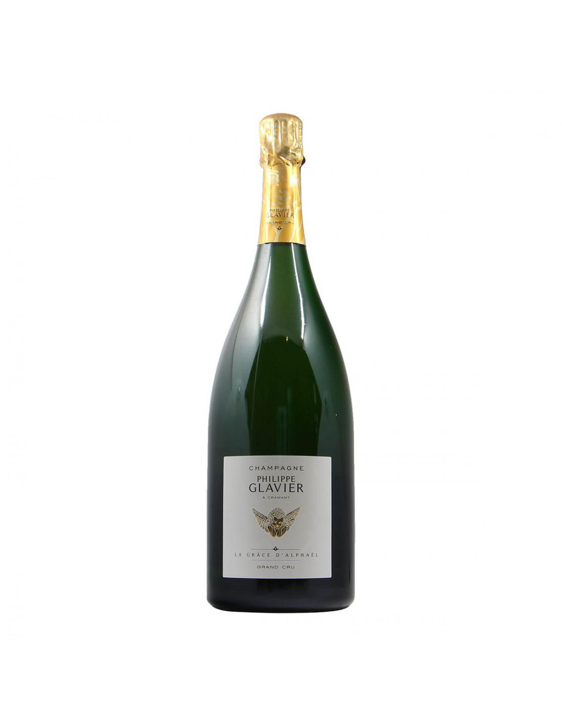 Philippe Glavier Champagne La Grace d Alphael Magnum Grand Cru Grandi Bottiglie