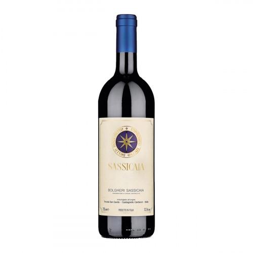 Tenuta San Guido Sassicaia 2018 Grandi Bottiglie