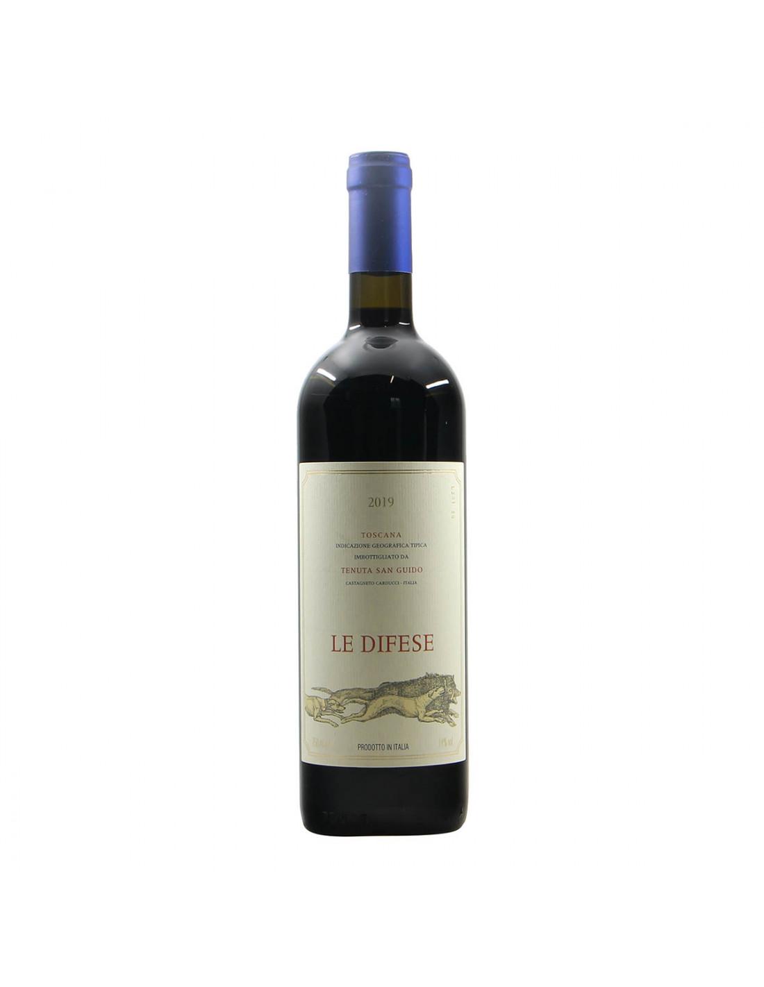 Tenuta San Guido Le Difese 2019 Grandi Bottiglie