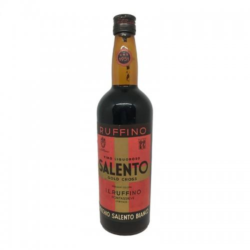 Vecchio Salento Liquoroso 1951 RUFFINO GRANDI BOTTIGLIE