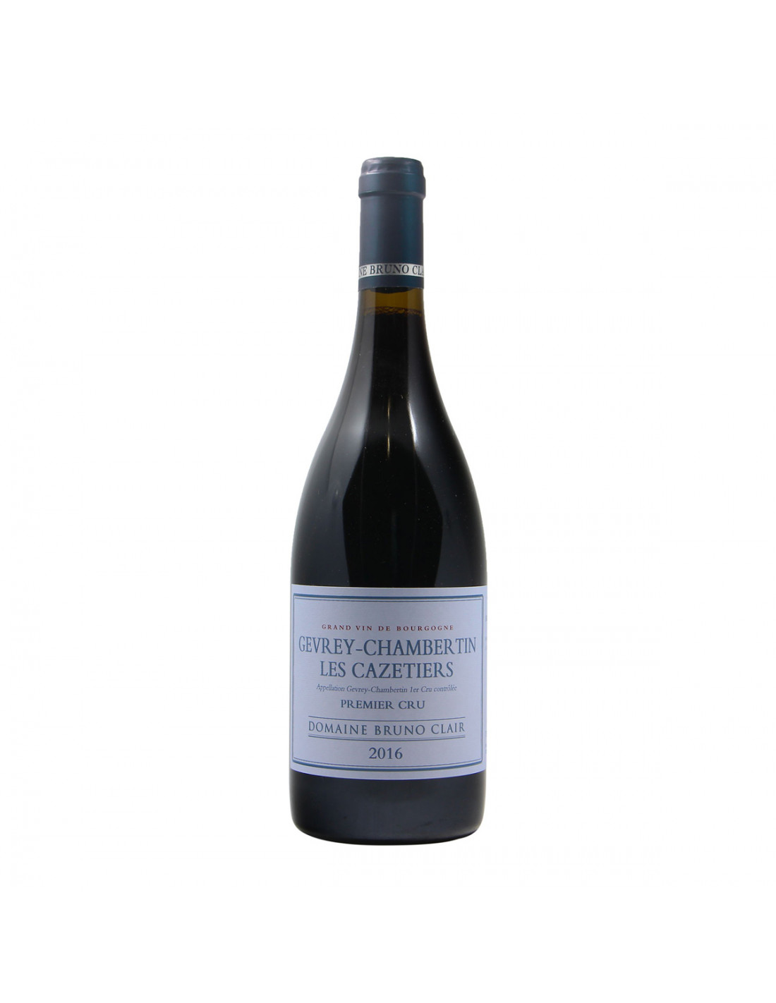 Domaine Bruno Clair Gevrey Chambertin 1er Cru Les Cazetieres 2016 Grandi Bottiglie