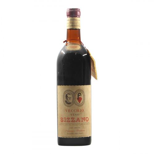 Francesco Fontana Vecchio Sizzano 1966 Grandi Bottiglie