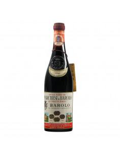 BAROLO 1961 MARCHESI DI BAROLO Grandi Bottiglie