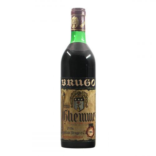 Brugo Ghemme 1964 Grandi Bottiglie