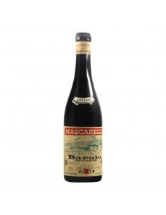 Luigi Mascarello Barolo Bussia Sottana 1966 Grandi Bottiglie