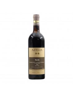 Azelia Barolo Bricco Fiasco 1984 Grandi Bottiglie