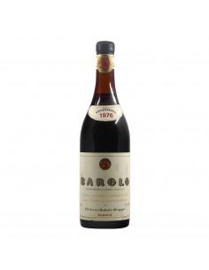 Serio e Battista Borgogno Barolo 1976 Grandi Bottiglie