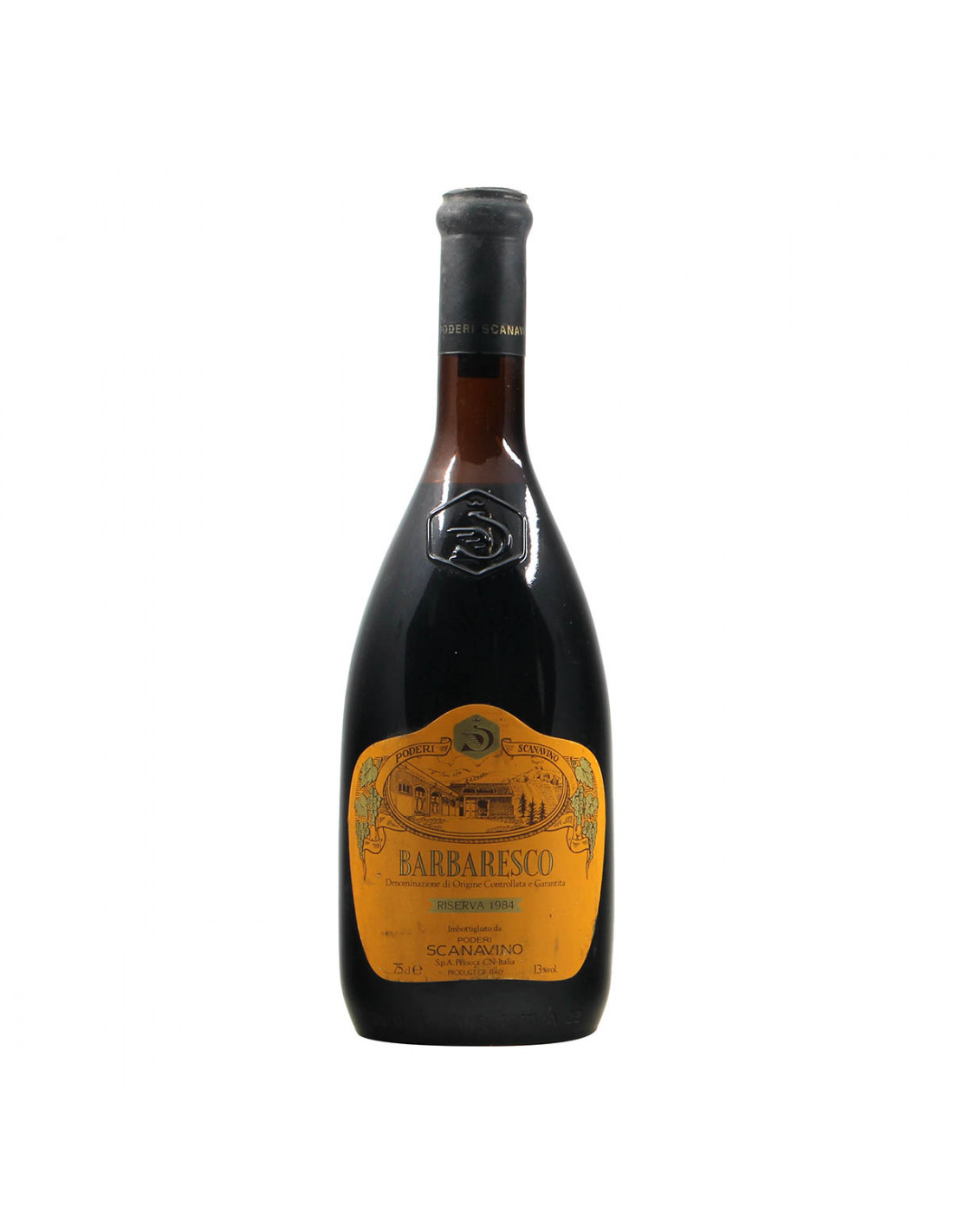 Scanavino Barbaresco Riserva 1984 Grandi Bottiglie