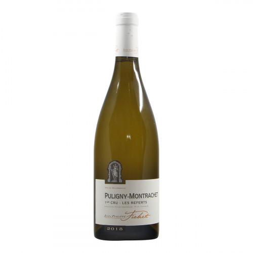 Fichet Puligny Montrachet 1er Cru Les Referts 2015 Grandi Bottiglie