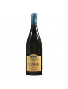 Gruhier Chablis 1er Cru Les Vaillons 2017 Grandi Bottiglie