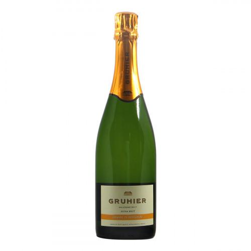 Gruhier Cremant du Bourgogne Extra Brut 2017 Grandi Bottiglie