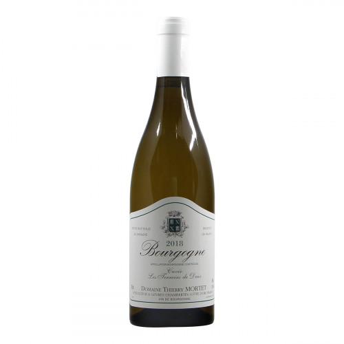 Thierry Mortet Bourgogne Blanc Cuvee Les Terroirs de Daix 2018 Grandi Bottiglie