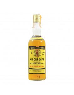 Kilcreggan Blended Scotch Whisky 8yo Grandi Bottiglie