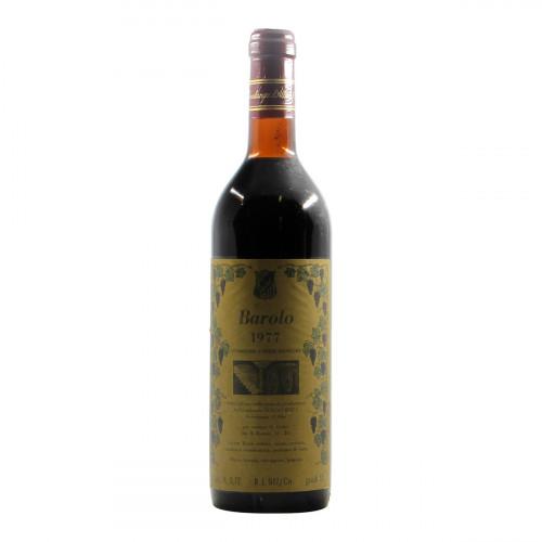 Schiavenza Barolo 1977 Grandi Bottiglie