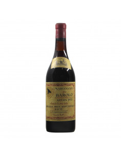 Ratti Barolo Marcenasco 1973 Grandi Bottiglie