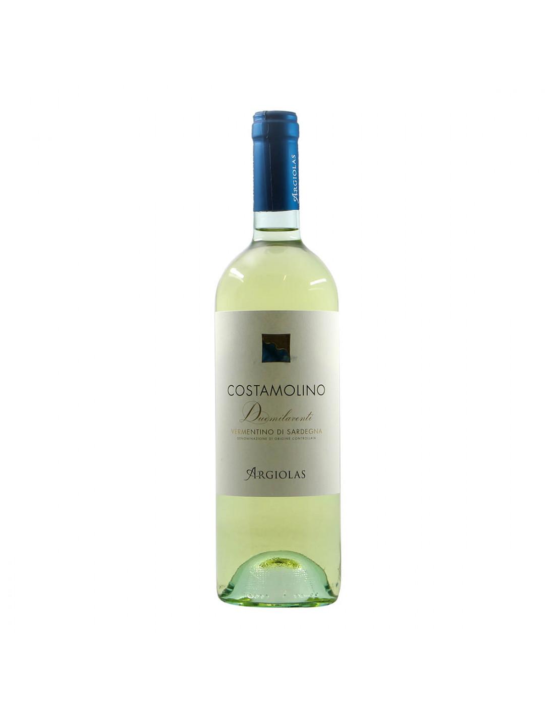 Argiolas Vermentino di Sardegna Costamolino 2020 Grandi Bottiglie