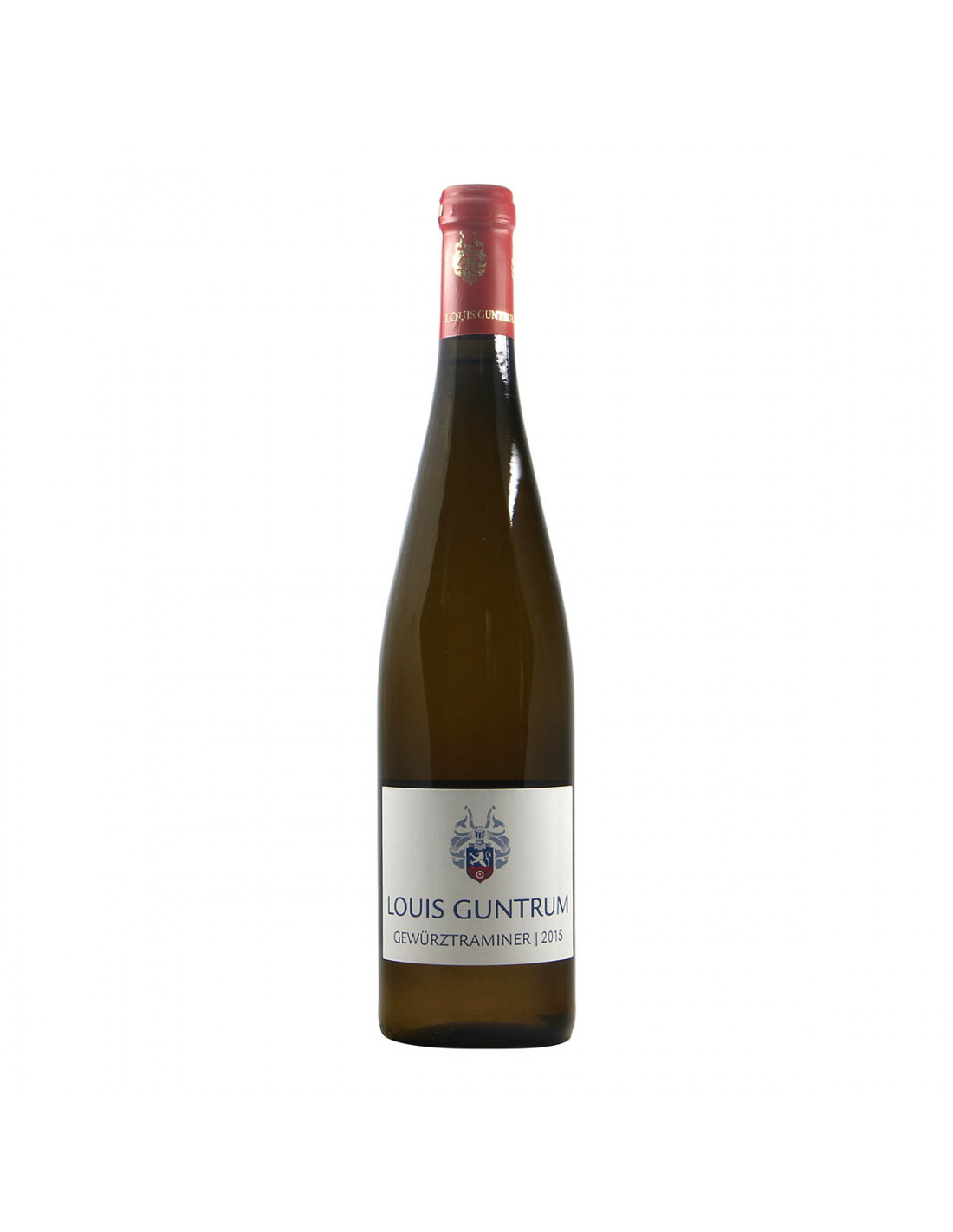 Louis Guntrum Gewurztraminer 2015 Grandi Bottiglie