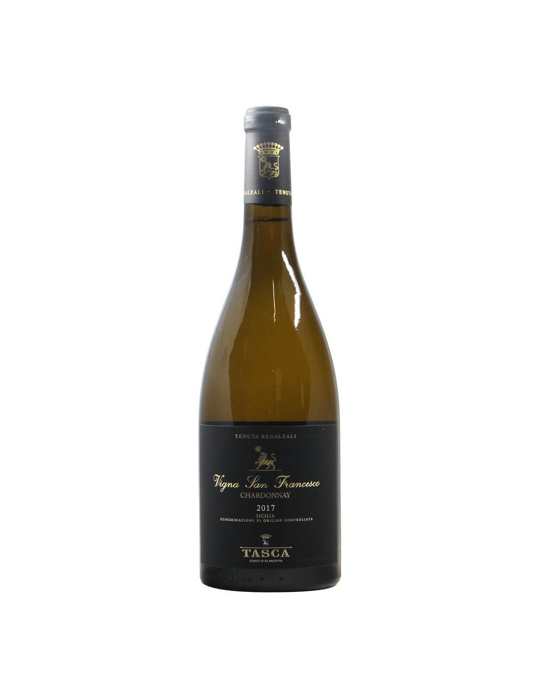 Tasca d Almerita Chardonnay Vigna San Francesco 2017 Grandi Bottiglie