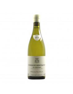 Paul Pillot Chassagne Montrachet Les Mazures 2018 Grandi Bottiglie