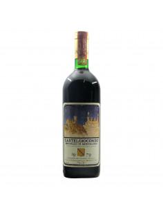 Frescobaldi Brunello di Montalcino Castelgiocondo 1979 Grandi Bottiglie