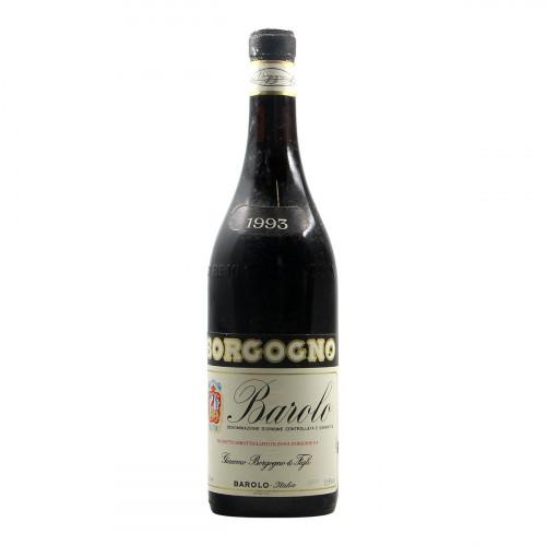Borgogno Barolo 1993 Grandi Bottiglie