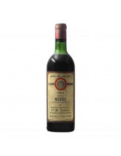 Demoizeau Medoc 1964 Grandi Bottiglie