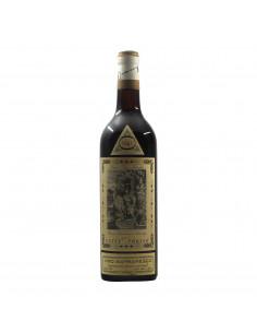 Acqui Barbaresco Riserva 1961 Grandi Bottiglie