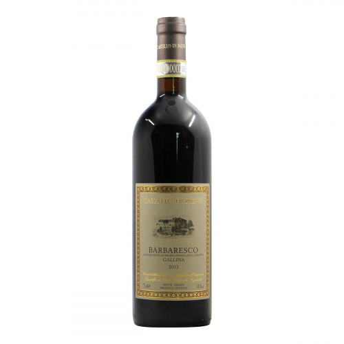 Castello di Neive Barbaresco Gallina 2013 Grandi Bottiglie
