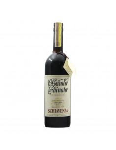 Schiavenza Barolo Chinato Grandi Bottiglie