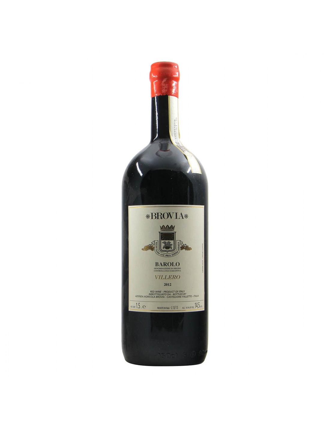 Brovia Barolo Villero Magnum 2012 Grandi Bottiglie