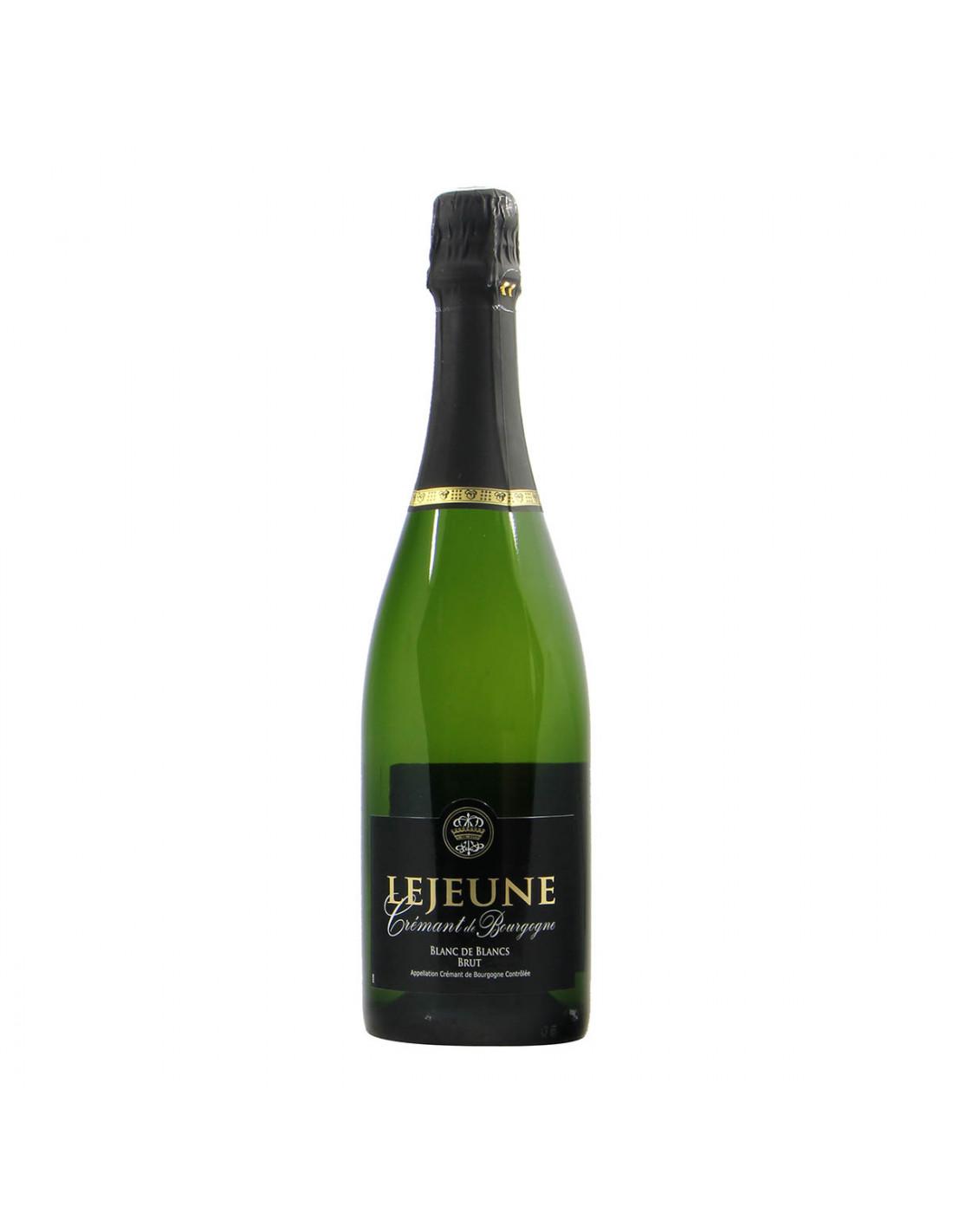 Domaine Lejeune Cremant de Bourgogne Blanc de Blancs Brut Grandi Bottiglie