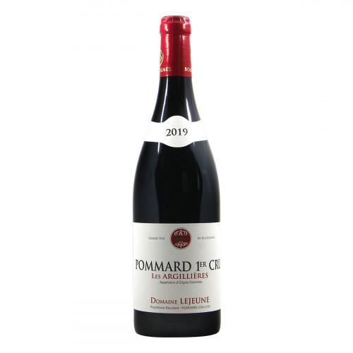 Domaine Lejeune Pommard 1er Cru Les Argillieres 2019 Grandi Bottiglie