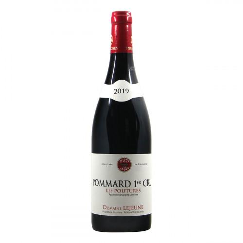 Domaine Lejeune Pommard 1er Cru Les Poutures 2019 Grandi Bottiglie