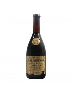 Cortese Barbaresco Riserva Speciale 1971 Grandi Bottiglie