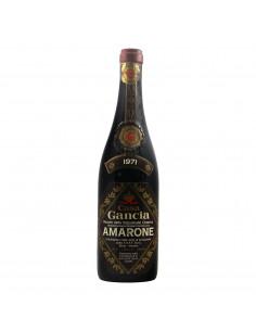 Gancia Amarone 1971 Grandi Bottiglie